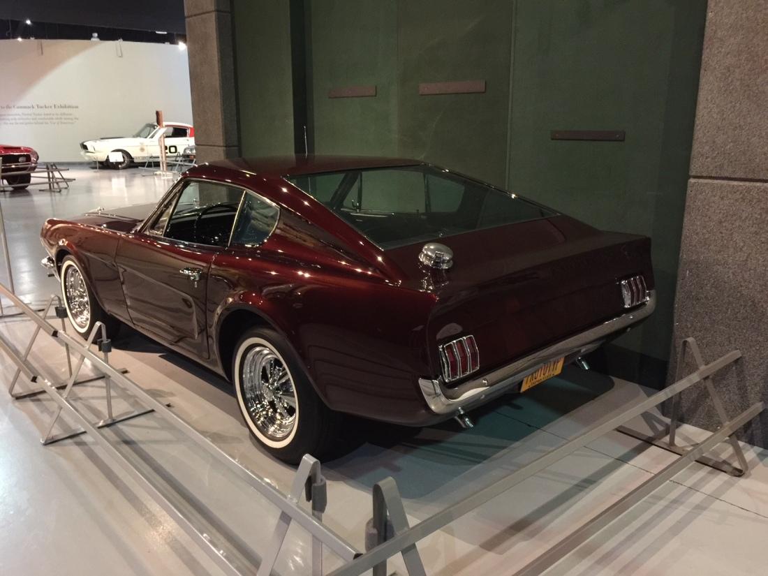 1963 Mustang 2