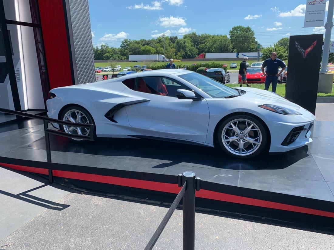 C8 Corvette Disaffected Musings